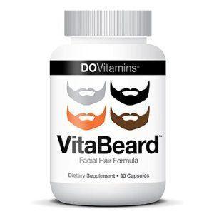 A photo of vitabeard beard vitamins. See it here: http://www.growabeardnow.com/beard-growth-pills/