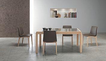 WŁOSKI STÓŁ TOSCA - NATISA - Włoskie Stoły - nowoczesne stoliki do jadalni, kuchni, biura i ogrodu