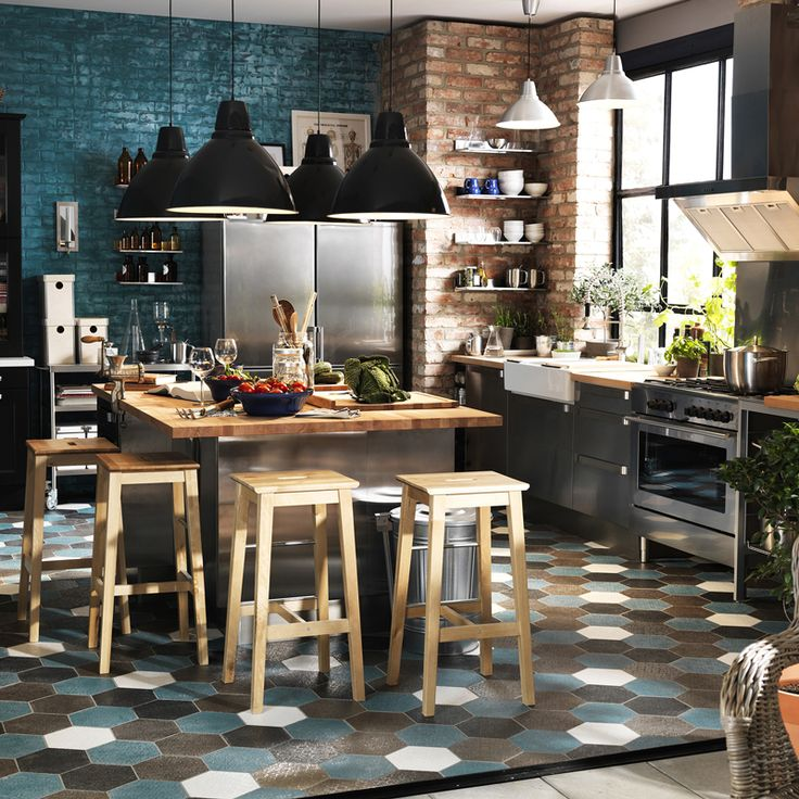 This is exactly what I have in mind for my kitchen.