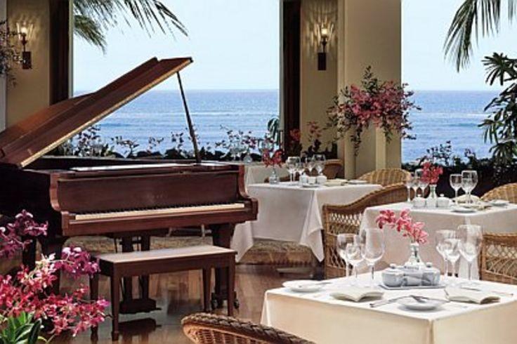 Orchids restaurant waikiki