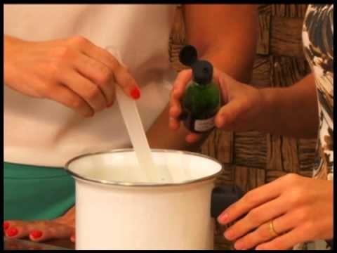 Fazendo Arte - sabonete artesanal Flor de Natal (03.12.2013) - YouTube