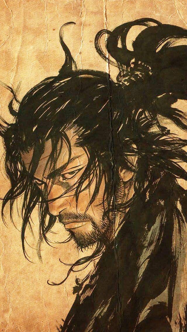 Illustration | Vagabond バガボンド - 宮本武蔵 | Inoue Takehiko #InoueTakehiko #井上雄彦