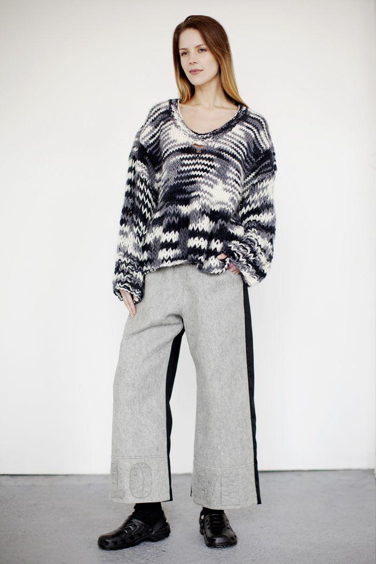 12 best Knit Tunics / Oversized Sweaters images on Pinterest ...
