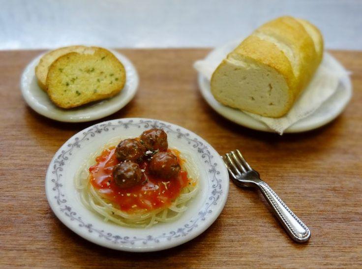 Spaghetti and Meatballs by minivenger on DeviantArt
