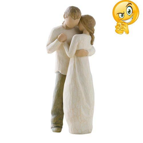 #home Promise-hold dear the promise of love. #willow tree is an intimate, personal line of figurative sculptures representing qualities and sentiments that help ...