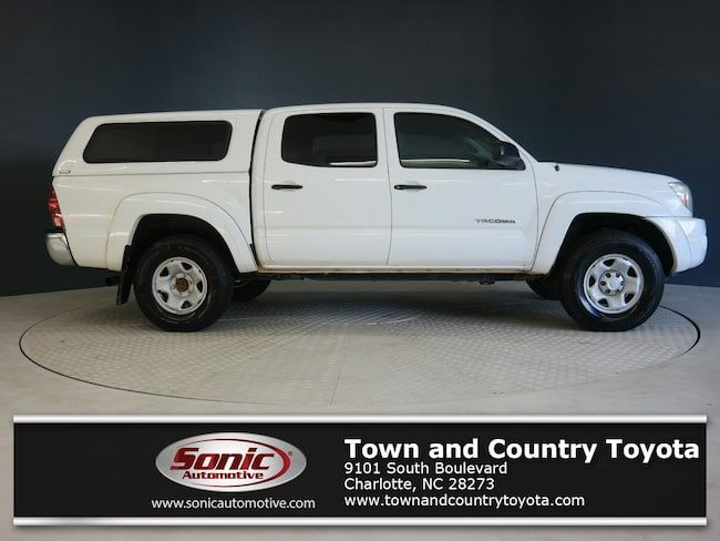 Used 2008 Toyota Tacoma Prerunner 2WD Dbl V6 AT  Natl Truck Double-Cab for sale in Charlotte, NC