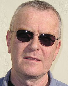 Pat Condell, born 1949 in Dublin, Ireland.  Writer, comedian, stand up.