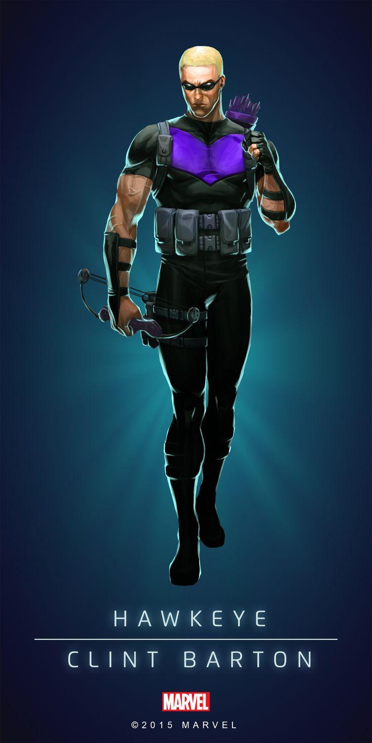Hawkeye_Modern_Poster_01.png (PNG Image, 2000×3997 pixels)