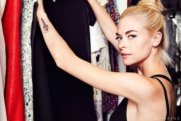 Jaime King's Surprising Little Laundry Secret: You'll be astounded by how the model and actress cares for her clothes. via @domainehome