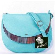 Bolso Skunkfunk cb958 Turquoise Bag