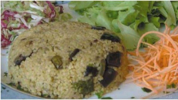 Cous cous dell'orto