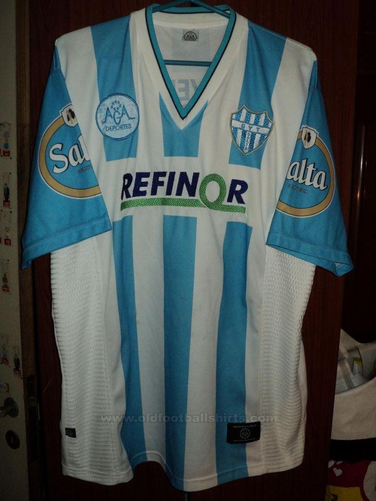 Gimnasia y Tiro de Salta football shirt 2004 - 2005