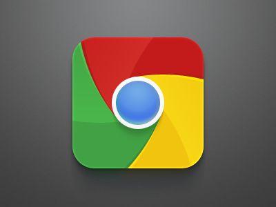 Chrome iOS Icon Redesign by Celegorm