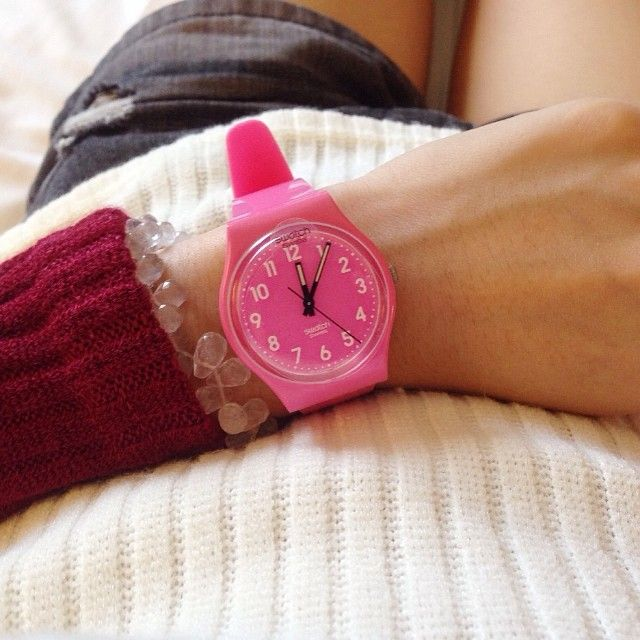 #SwatchBirthday Gift, Beautiful Colours, Chaielain Elaine, Instagram Photos