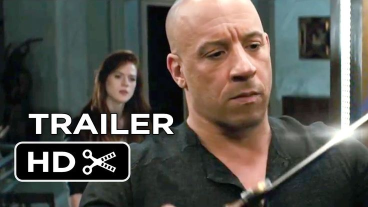 The Last Witch Hunter Official Teaser Trailer #1 (2015) - Vin Diesel...I'll watch anything with Vin Diesel