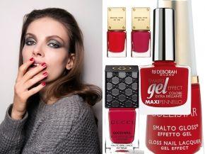 W il rossetto rosso declinato nei nuovi lipstick Dolce&Gabbana, Givenchy, Rouge Dior e Guerlain - Elle