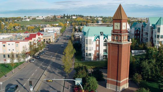 St. Albert, Alberta Ranked number one place to live in Canada.