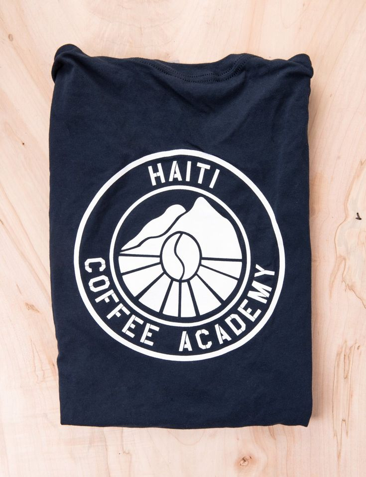 Haiti Coffee Academy T-Shirt