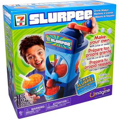 Spin Master Slurpee Maker