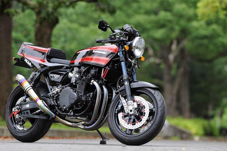 RCM-265 / KZ1000MK-Ⅱ | スーパーバイク, カワサキモーターサイクル, 川崎バイク