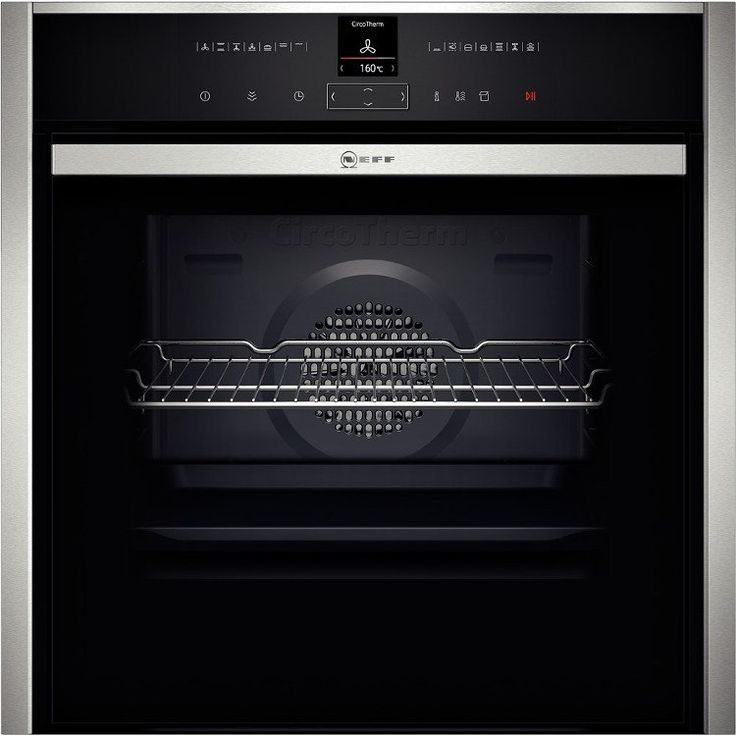 Buy Neff B47VR32N0B Single Built In Electric Oven - Stainless Steel | Marks Electrical