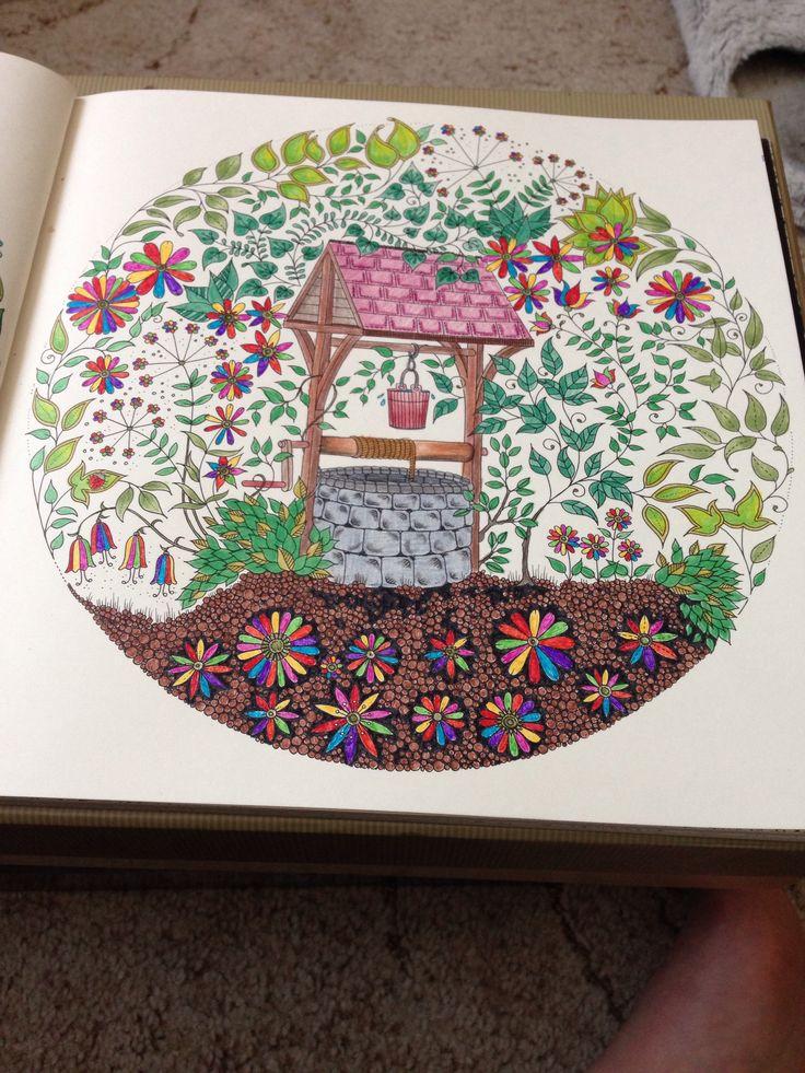 My Secret Garden Well