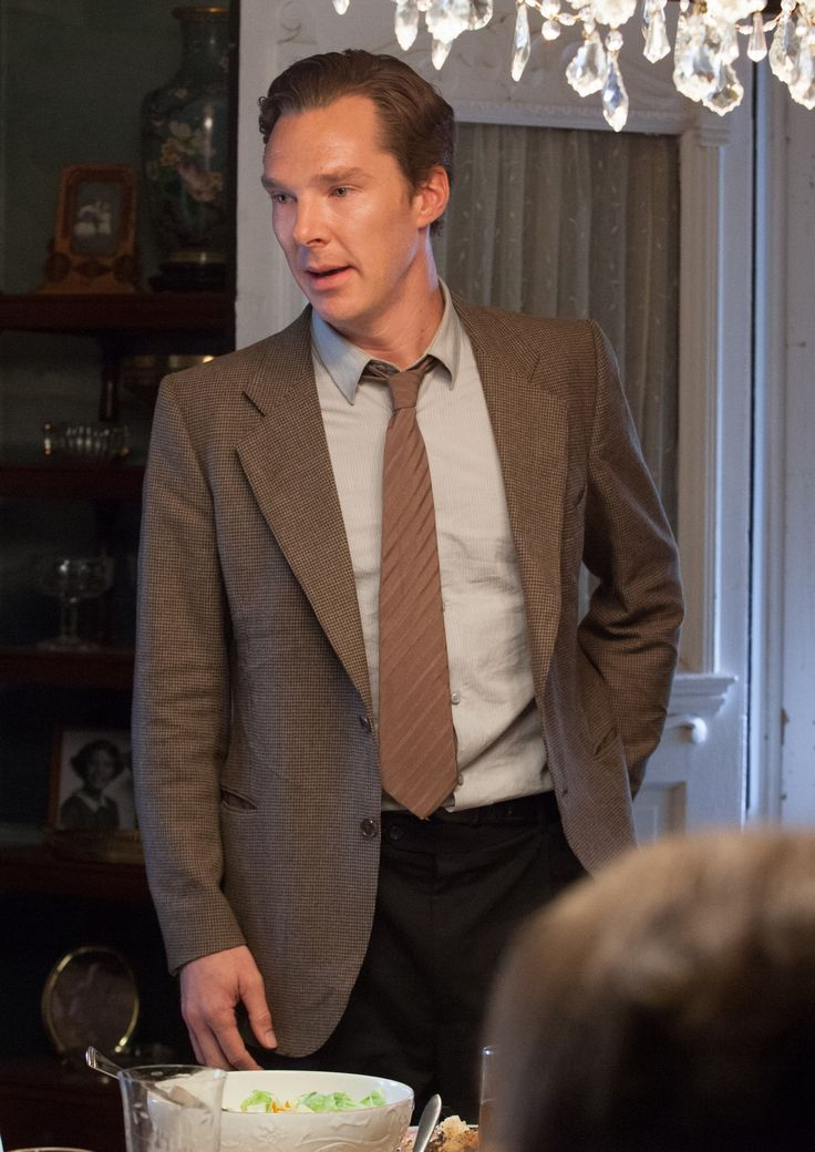Another pic of Benedict from August: Osage County