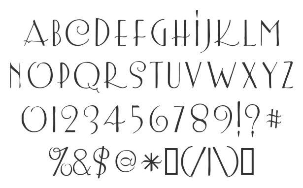 http://www.fontsquirrel.com/fonts/LemonChicken free font to download
