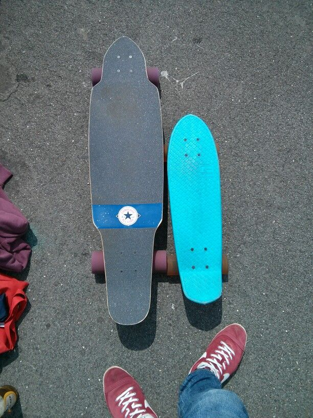 Apex Longboard & Globe Mini cruiser