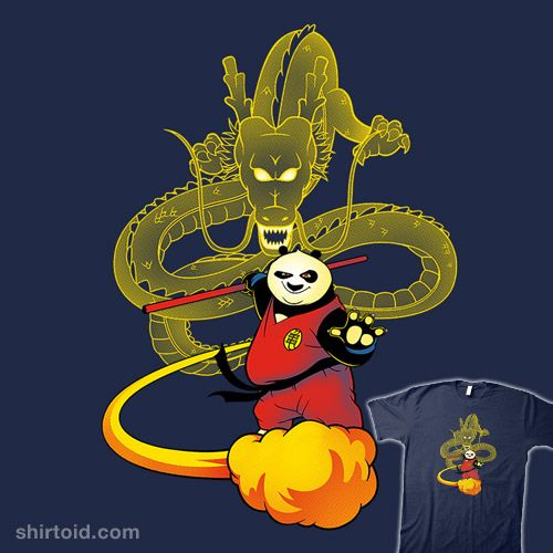 Dragon Warrior #anime #batang9tees #dragonball #film #kungfupanda #movie