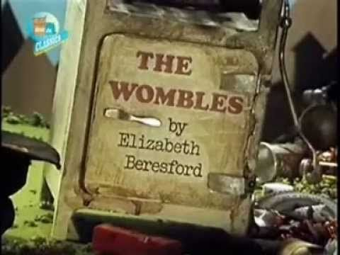 Wombles - Opening titles.  Now this takes me back to when I was kid.