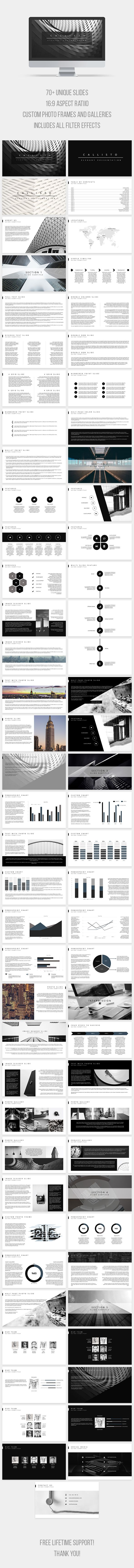Callisto PowerPoint Template. Download here: https://graphicriver.net/item/callisto-powerpoint-template/17234925?ref=ksioks