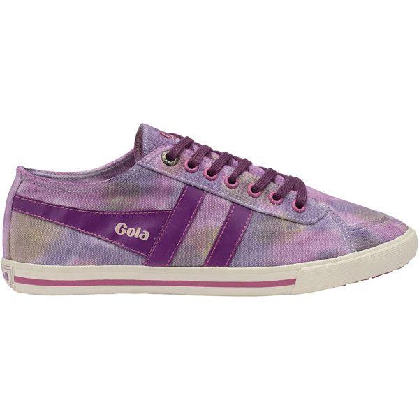 Gola Spirit - Zapatillas, color Navy/Purple/Grey, color 3 Uk