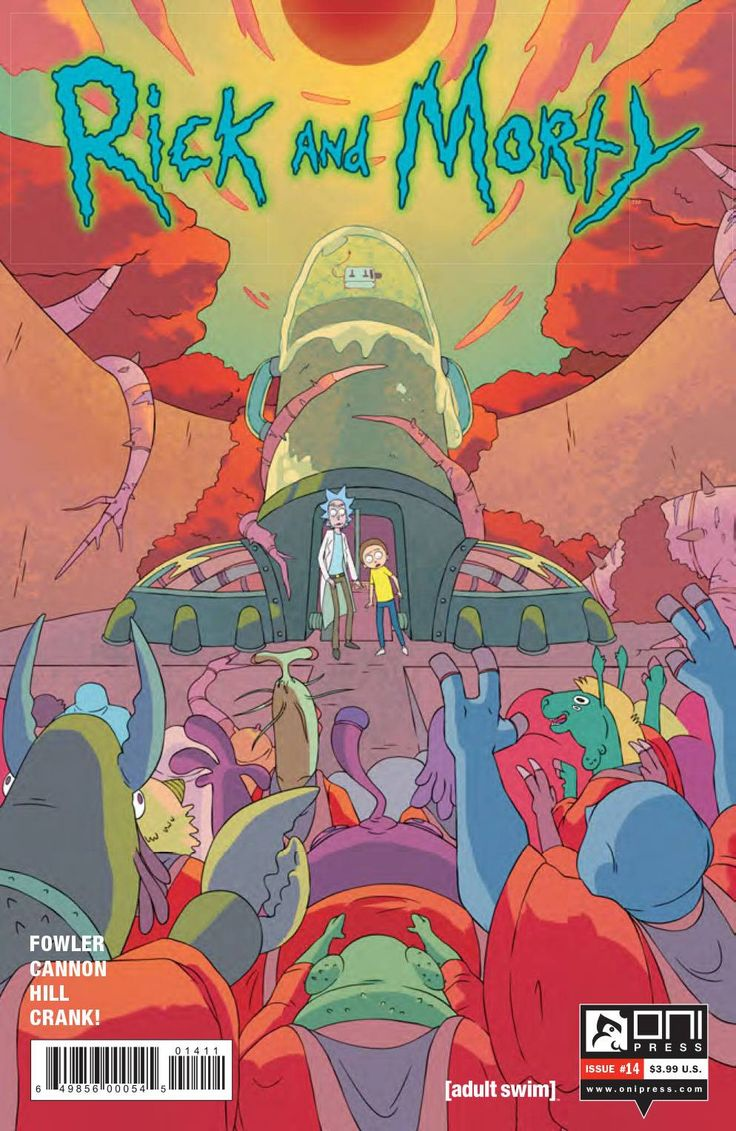 """Having survived their adventures fending off alien invasions in """"head-space,"""" Rick and Morty finally return home just in time for the beginning of the same freakin' alien invasion. Can Rick and Morty"""