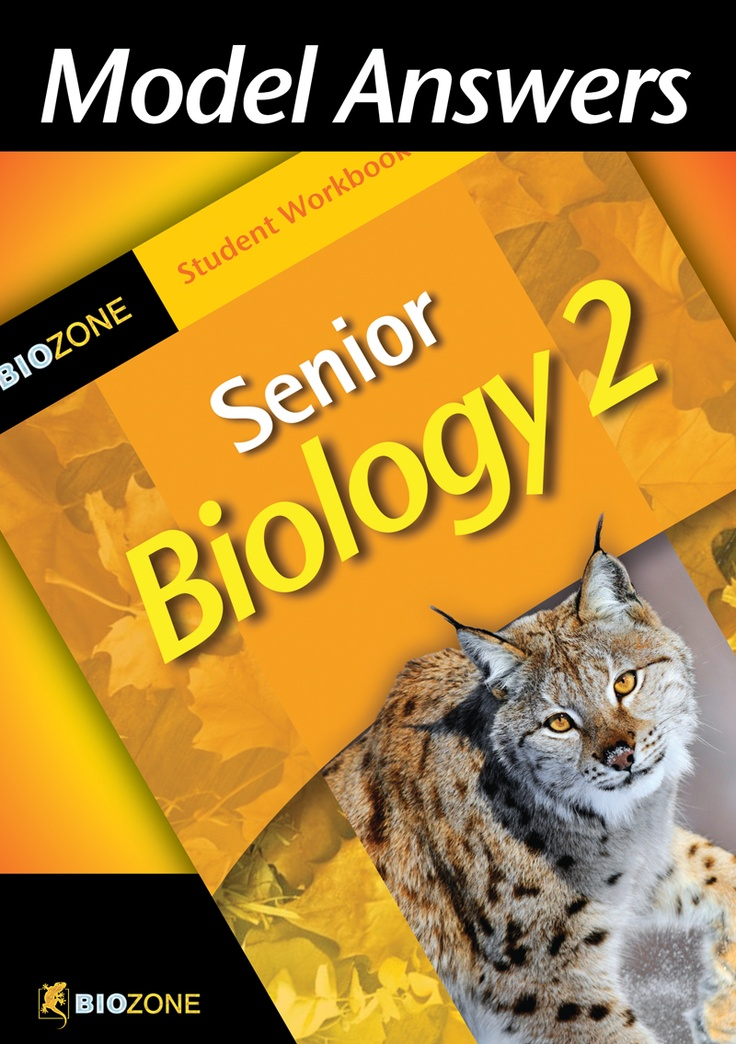 10 best senior biology resources images on pinterest ap biology biozones senior biology 2 model answers fandeluxe Image collections