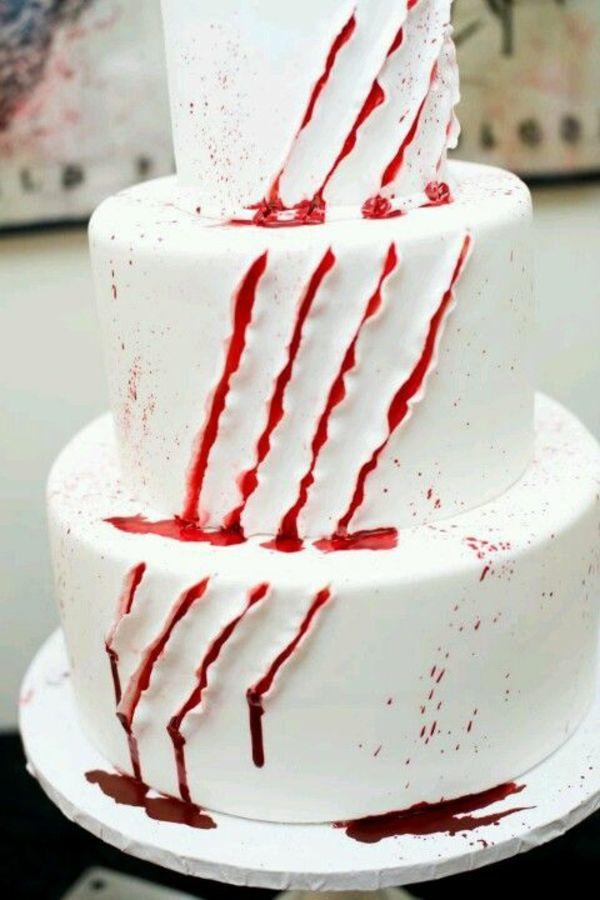 Halloween Kuchen Deko – wahnsinnige Torten Ideen – Andrea Ebert