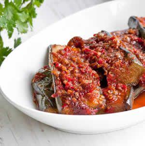 resep sambal terong goreng