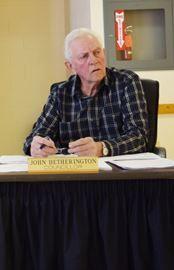 John Hetherington