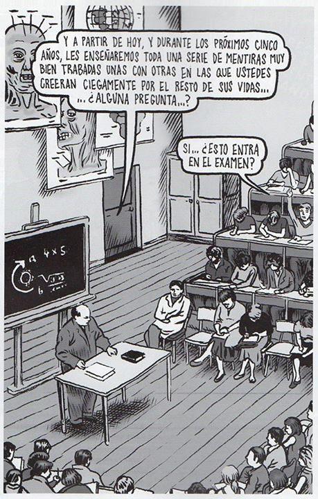 La Universidad - Miguel Brieva