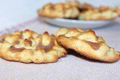 Мягкое яблочное печенье. Без глютена. Для детей