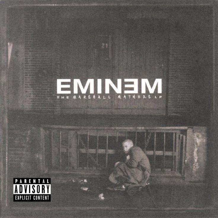 Eminem — The Marshall Mathers LP (May 23 2000)