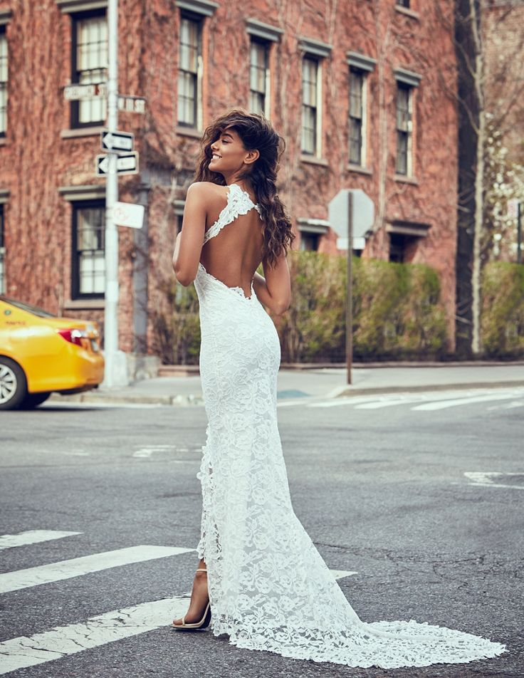 Empire State Of Mind with Grace Loves Lace - Lace Bohemian Wedding Dresses