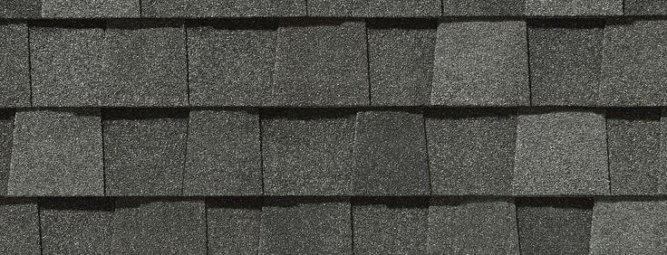 SHINGLES - CertainTeed - Landmark Roofing Shingles - Color: Georgetown Gray - To…