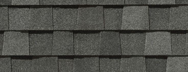 SHINGLES - CertainTeed - Landmark Roofing Shingles - Color: Georgetown Gray - To…