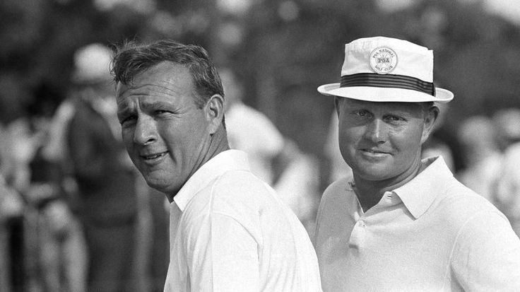 Golfer Arnold Palmer Dies At 87 : The Two-Way : NPR