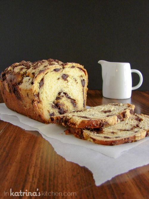 Dark Chocolate Coffee Cake Recipe