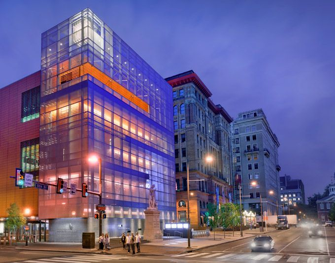 The Hotel Monaco Philadelphia To Officially Break Ground This Week Philly S Newest Property Feature A Ious Rooftop Bar Lounge Overlooking