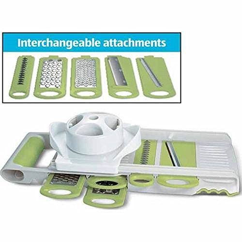7 Piece Mandoline Slicer Crofton - Got this for $4.99 at ALDI