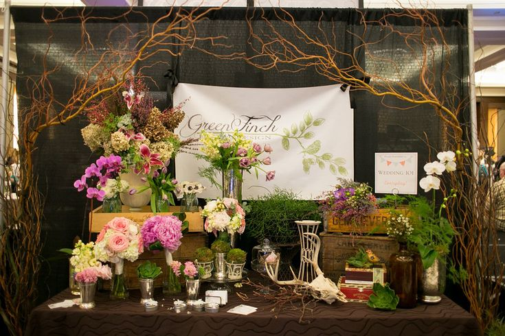 wedding flowers nashville, greenfinch florals, nashville wedding show booths, #nashville, #wedding, #gettingmarriedinnashville
