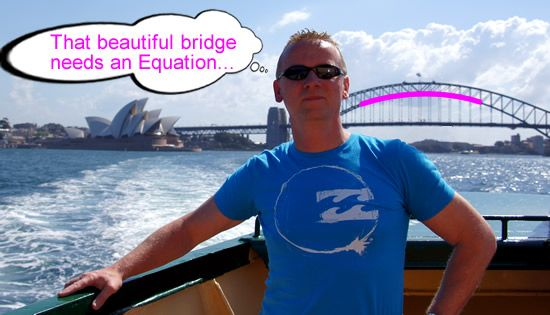 Sydney Harbour Bridge Mathematics One